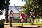 Great Western Tiers cycle trails - Great Country Ride